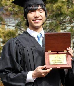 卒業式&치즈인더트랩
