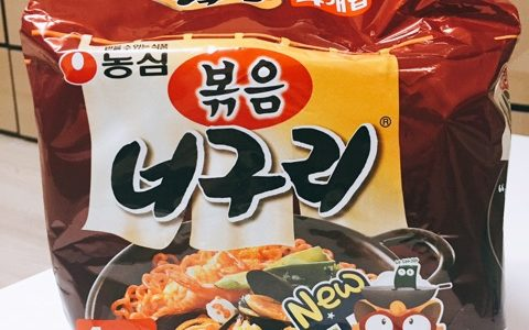 【韓国グルメ】韓国で話題のインスタント麺を食べてみました!