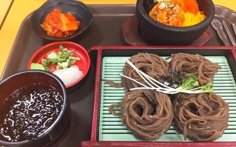 【韓国グルメ】Eマートのフードコートでご飯!