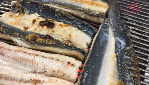 【仁川/シンポ(新浦)】美味しい炭火焼・無限力ウナギ