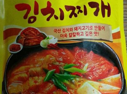 【韓国グルメ】チゲのレトルト レビュー!