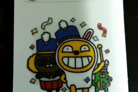 【カカオフレンズ】ムジ&JAY-G!