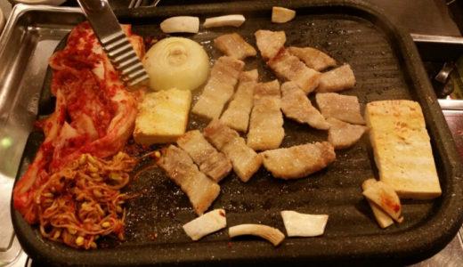 【韓国グルメ】肉からのソルビン!