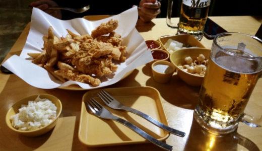 【韓国チキン】カンブチキン