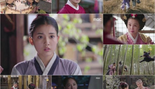 【MBC】「獄中花」が週末劇に華麗に登板 「感覚的なストーリーと洗練美」