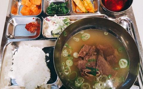 【韓国グルメ】MBCの社内食堂&カフェ♪