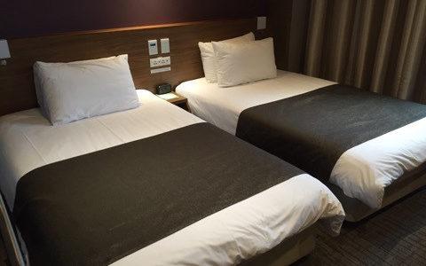 【韓国国内旅行】ドーミーインホテル