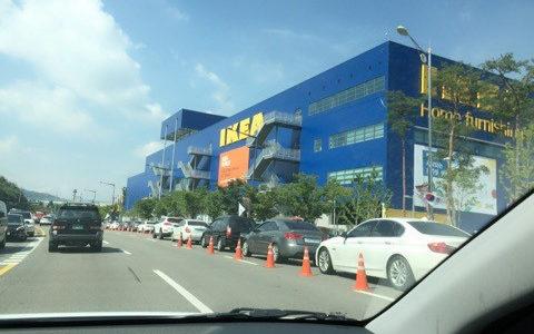【韓国生活】韓国のIKEAに行ってみた!