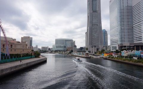 【日本国内旅行】横浜中華街で食べ歩き!