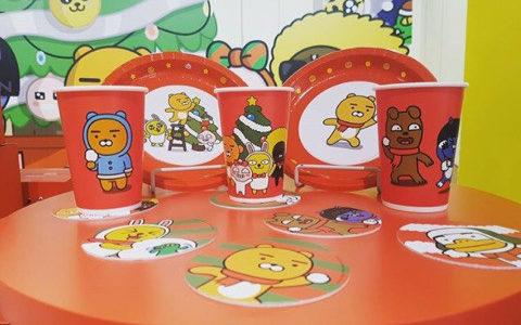 【カカオフレンズ】いろんなクリスマス!
