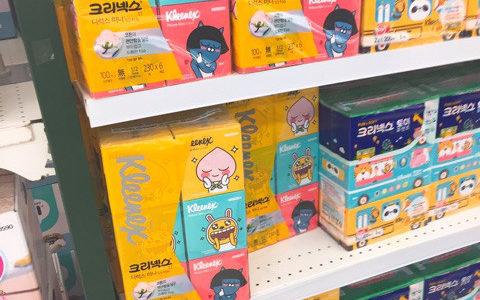 【カカオフレンズ】Eマートで発見 カカオフレンズ!