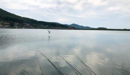 江華島で1泊2日の釣り体験!
